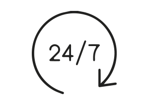 ENVÍO 24/72 HORAS